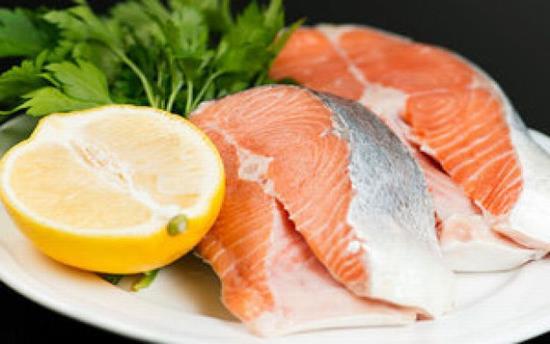 Gambar Ikan Salmon Sumber Protein