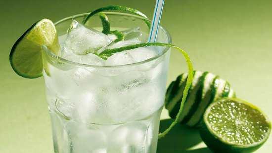 Gambar Cara Membuat Minuman Soda