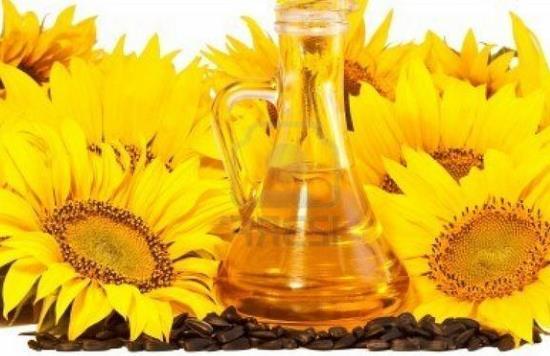 Gambar Minyak Biji Bunga Matahari