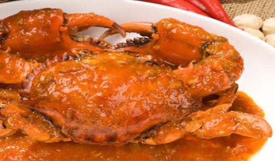 Gambar Kepiting Saus Padang