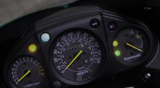 Gambar Speedometer Rusak
