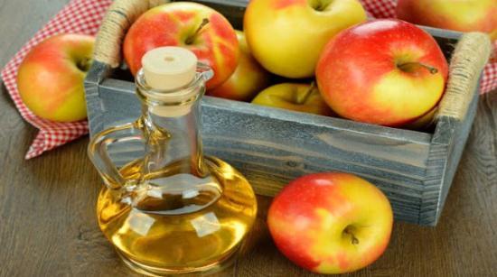 Gambar Cuka Apel untuk Perawatan Kecantikan