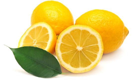 Gambar Jeruk Lemon