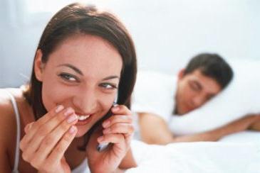 Gambar Wanita yang Sedang Selingkuh