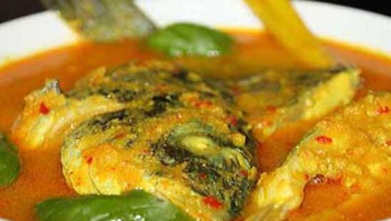 Resep Masakan Menu Ikan Mujair Bumbu Kuning