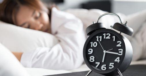 Gambar Orang yang Tidur Terlalu Lama