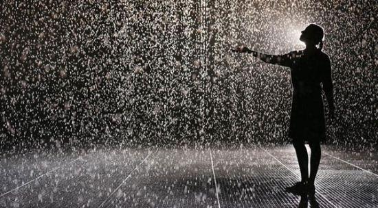Gambar Air Hujan yang Bermanfaat untuk Mengobati Rematik