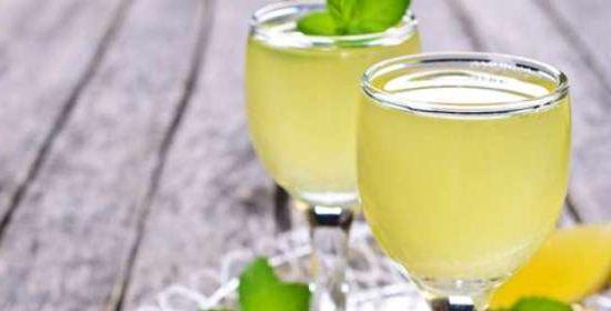 Gambar Obat Sakit Kepala yang Alami dengan Jus Lemon dengan Garam