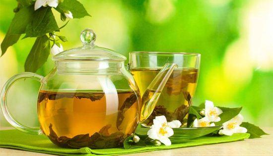 Gambar Teh HIjau atau Green Tea untuk Meningkatkan Metabolisme