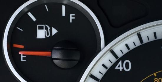 Gambar Jarum Indikator Bensin Sepeda Motor Rusak dan Error