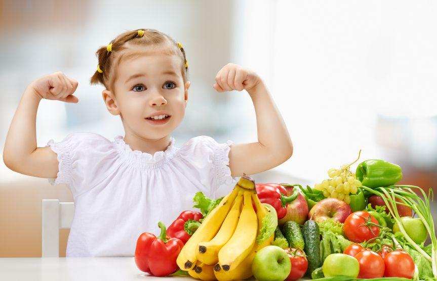 Manfaat Mengkonsumsi Sayuran dan Juga Buah-buahan untuk Anak
